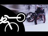 AZUB FAT-Tris ultimate recumbent trike