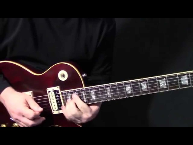 How to play Still Got the Blues on guitar by Gary Moore - guitar solo lesson