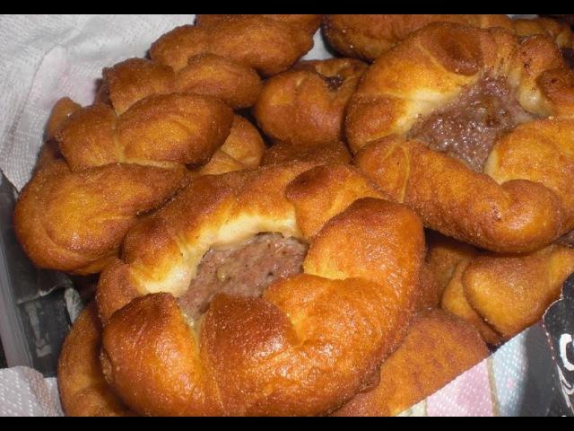 Беляши с Мясом - Очень Вкусный Домашний Рецепт » Freewka.com - Смотреть онлайн в хорощем качестве