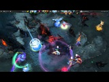 Finale fight! by Na`Vi vs Alliance @ SLTV i-League LAN (Лучшие моменты Dota 2)