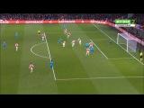 Арсенал 0-2 Барселона - обзор матча (23 февраля 2016 г, 1/8 финала Лиги чемпионов)