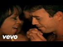 Whitney Houston Enrique Iglesias — Could I Have This Kiss Forever