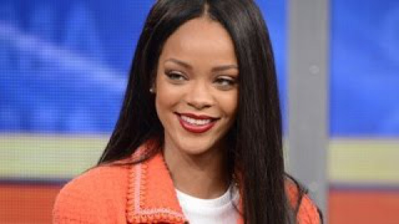 Rihanna Inteview on the Tyra Banks show 2016