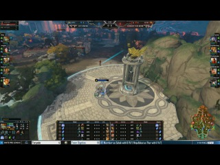 SPL Spring Split Week 10 Day 3 - Hungry for More vs. The Leftovers Game 1