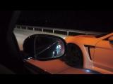 Porsche Panamera Turbo (TECHART) vs Mercedes S65 AMG vs Jaguar XJL Supersport