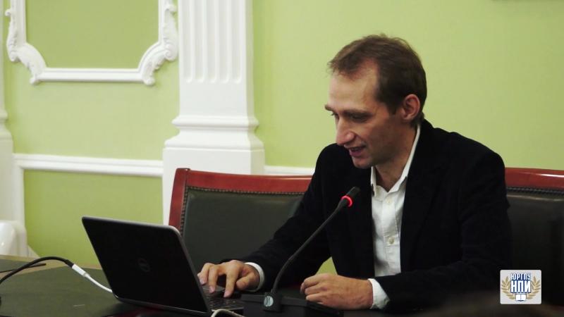 Ученый В.П. Анаников встретился с научными коллективами и студентами ЮРГПУ(НПИ)