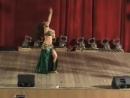 Kalinina Natalya belly dance (Hamada Helal - Aal Ein)