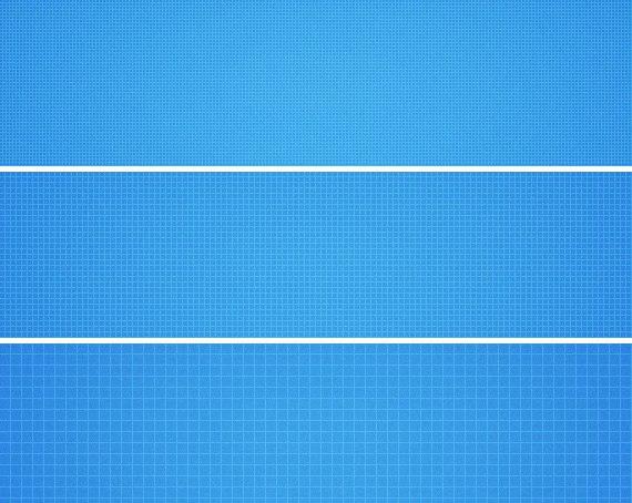 20 бесшовных шаблонов сетки, для Photoshop. Psd