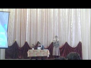Ромео и Джульетта. 9Д - Евгений Онегин и Татьяна Ларина (Ткаченко Руслан и Резник Карина)
