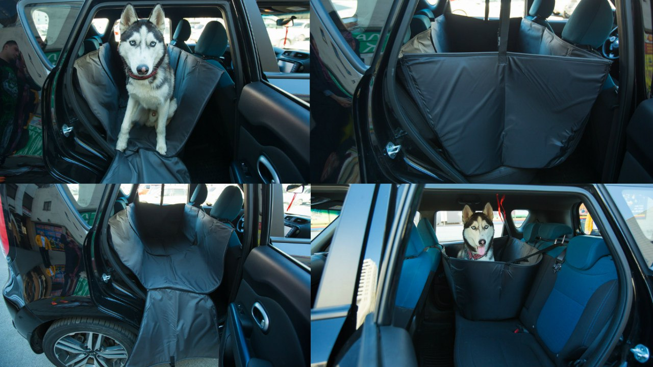 Автогамак для собак