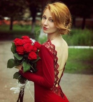 Фото девушка селидово
