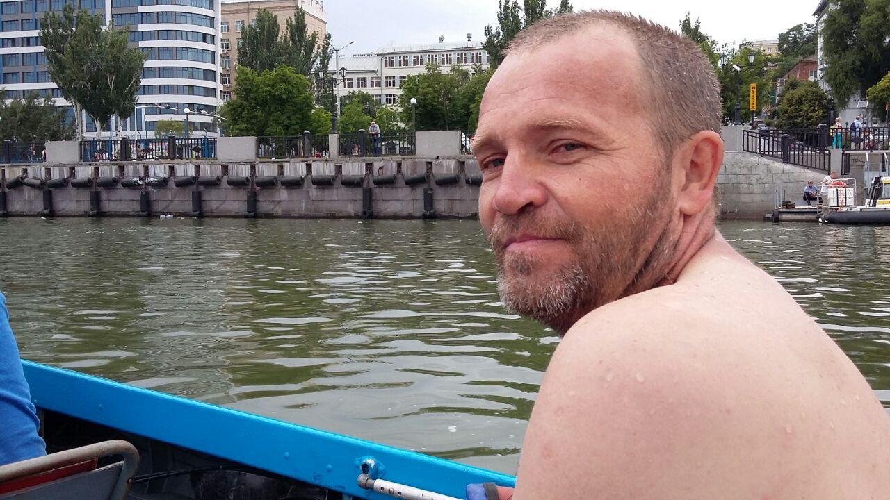 Пьяный ростовчанин спрыгнул в р.Дон в районе Ворошиловского моста