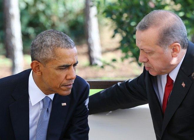 На саммите G20 Обама утвердил план Эрдогана уничтожить самолет РФ