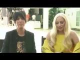 Gaga and Diane [360p]