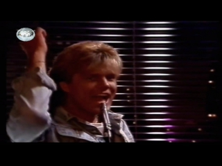 """Ryan Simmons (Dieter Bohlen) """"The Night Is Yours, The Night Is Mine"""" (1985)"""