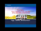 This is Yoga, Tantra and Mindfulness