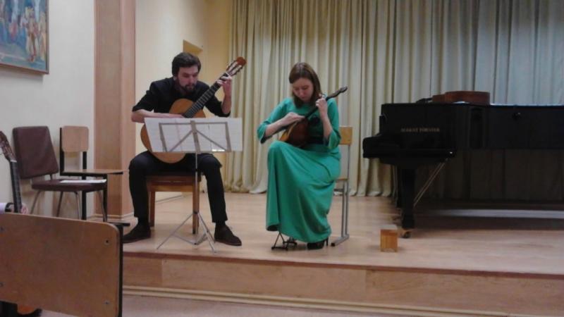 Степанов Паша и Аракчеева Юля
