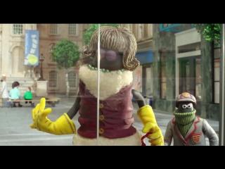 Барашек Шон/Shaun the Sheep Movie (2014) Испанский ТВ-ролик №3