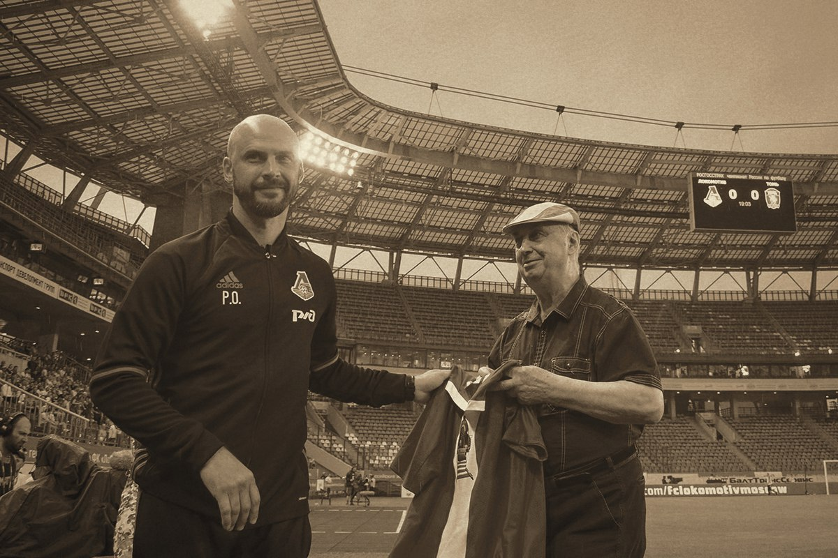 Олег Пашинин.  Фото: Дмитрий Бурдонов / Loko.News