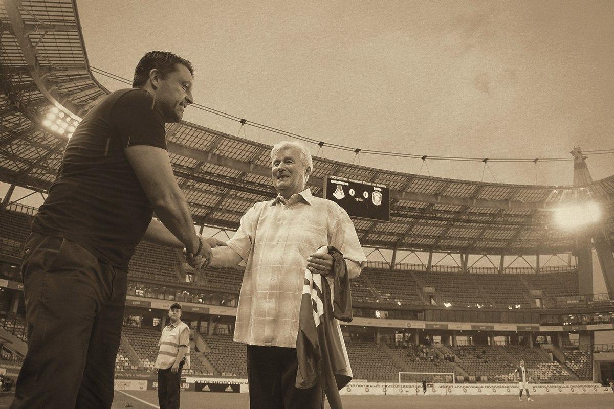 Игорь Черевченко. Фото: Дмитрий Бурдонов / Loko.News