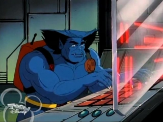 [1992-1997] X-Men - The Animated Series S03 E10 Obsession