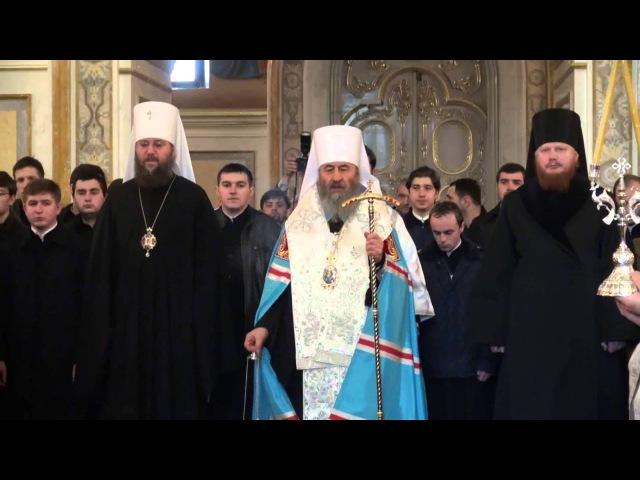 Митрополит Онуфрій звершив літію за Тарасом Шевченком