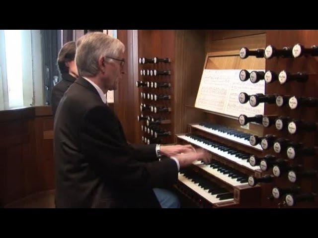Johann Sebastian Bach - Concerto A minor BWV 593 (Ernst-Erich Stender)