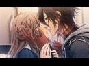 Грустный аниме клип про любовь - В самый последний раз...