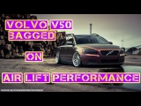 MikeCrawatPhotography Volvo V50  Air Lift Performance