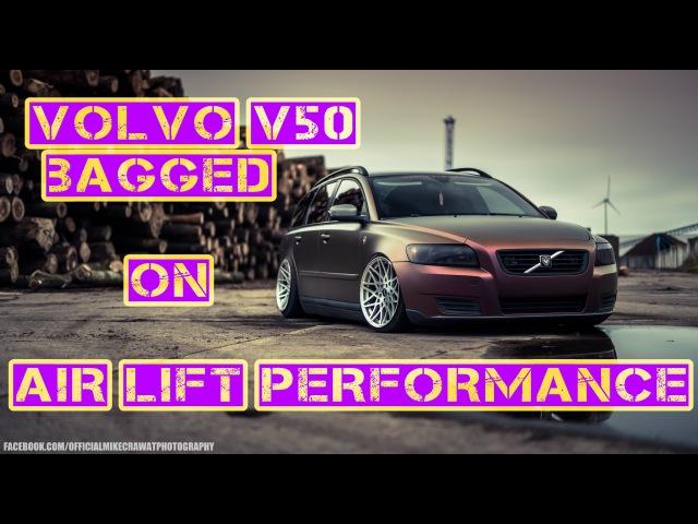 Swedishmetal Volvo V50 | Air Lift Performance