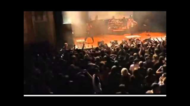Tim Lambesis - Wake Up - Mitch Lucker Memorial Show