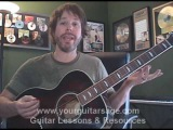 Guitar Lessons - Der Kommissar by After The Fire or Falco Beginners Acoustic songs