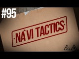 Na`Vi CSGO Tactics Double fake with B-plant takeover @ de_mirage