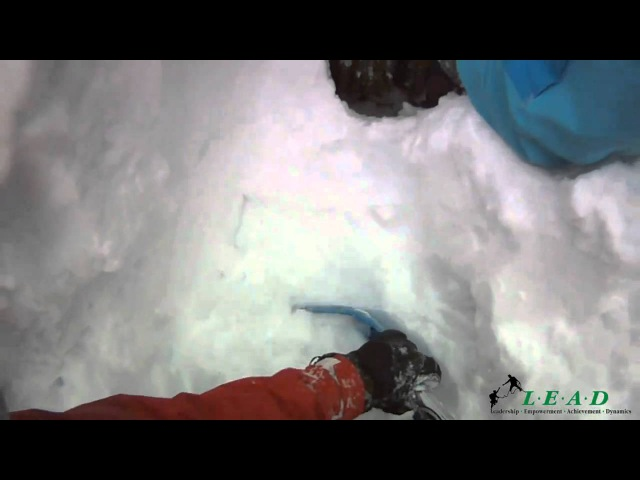 Tree Well Rescue, Inverted Entrapment - Teamwork in British Columbias South Chilcotin Mountains