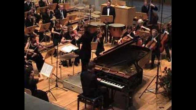 Grieg Piano Concerto, 1st Movement, Pawel Mazurkiewicz Астрея