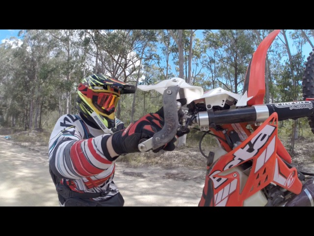 ADVANCED U TURNS Cross Training Enduro Skills