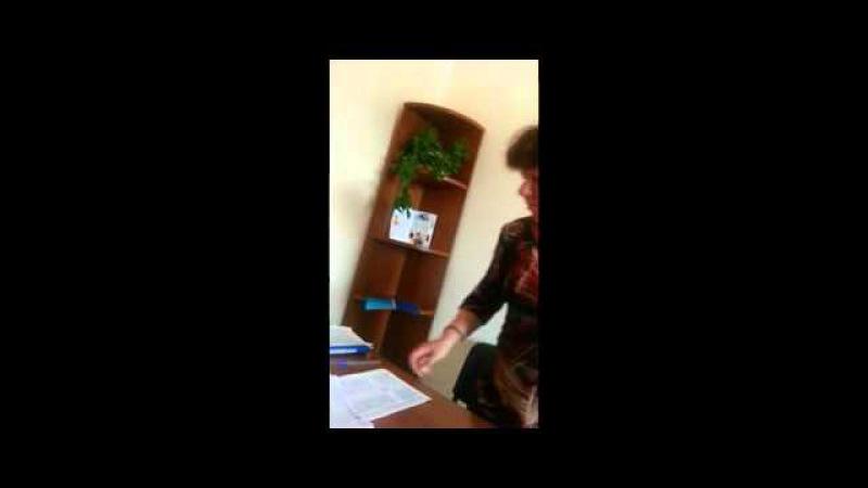 Подсовывание бланков голосования сотрудниками УК Холмсервис