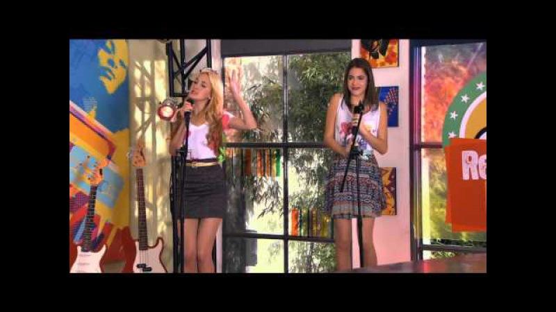 Violetta - Violetta i Ludmiła śpiewają Te creo. Odcinek 51. Oglądaj w Disney Channel!