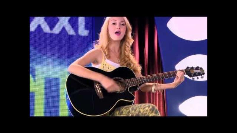 Violetta - Ludmiła śpiewa Ahí estaré. Odcinek 67. Oglądaj w Disney Channel!