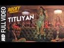 TITLIYAN Full Video Song ROCKY HANDSOME John Abraham, Shruti Haasan Sunidhi Chauhan