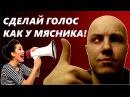 БЕЗ ПРОГРАММ! Сделай голос как у Русского Мясника! CS:GO