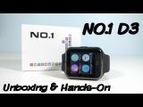NO.1 D3 Smartwatch (Умные часы-телефон)