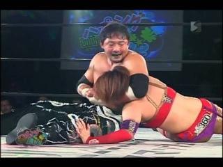 Kana vs. Tajiri (SMASH Happening Eve, )