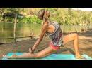 Лучшая йога для сердца ♥ Рай слонов   Природный парк слонов. Best Yoga For The Heart ♥ Elephant Haven   Elephant Nature Park