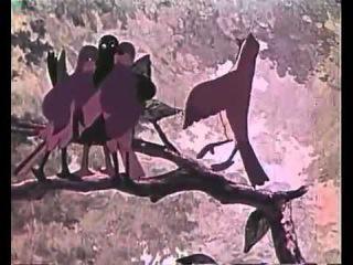 1957 свадьба соек мультфильм