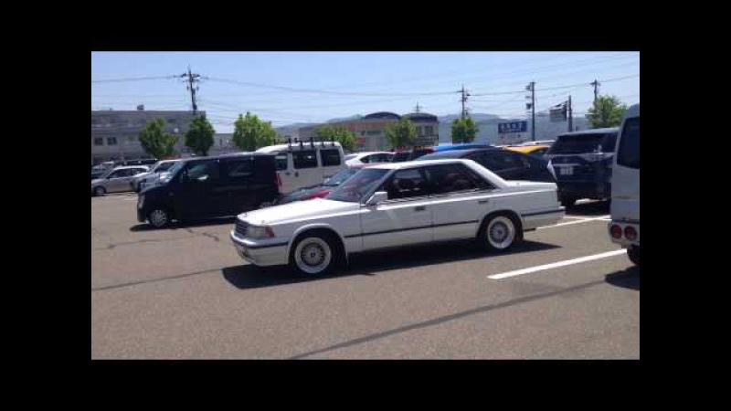 旧車 C32 ローレル LAUREL メダリスト v6