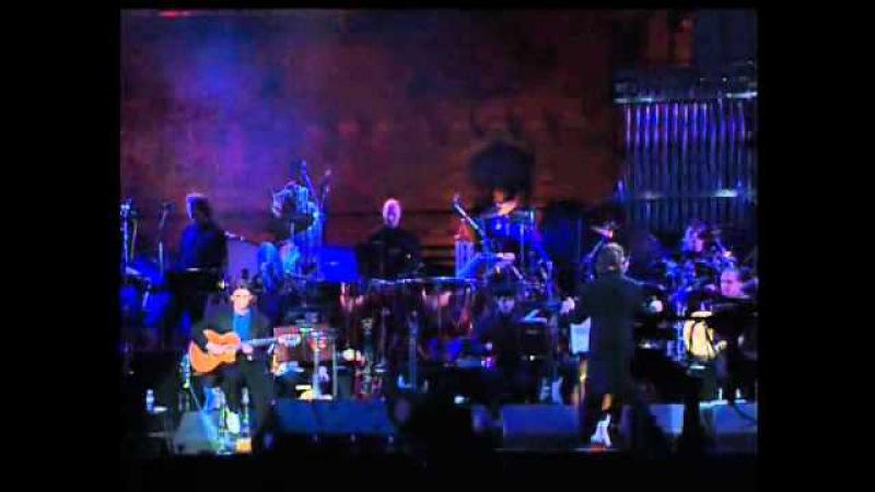 Mike Oldfield - Tubular Bells II LIVE at Edinburgh Castle Part 1