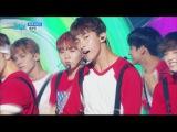 160716 Seventeen - VERY NICEShow Music core 160716