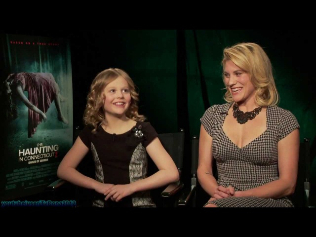 The Haunting in Connecticut 2 - Emily Alyn Lind Katee Sackhoff