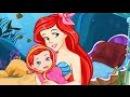 ☺Ini Dia Bayinya Putri Ariel Permainan Putri Duyung Ariel Hamil Melahirkan